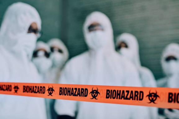 Biohazard remediation